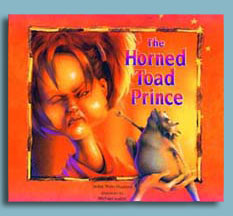 The Horned Toad Prince cover