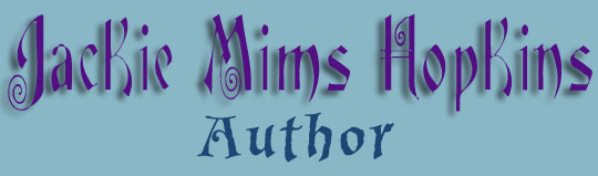 Jackie Mims Hopkins author